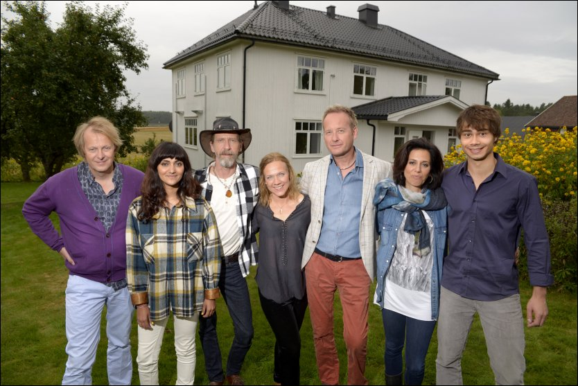 Vg Reports From The Recording Of Hver Gang Vi Motes International Fansite Alexander Rybak News