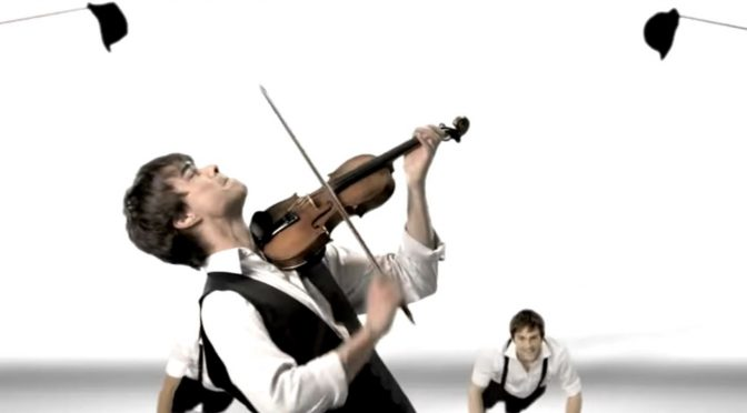 "The official music video of ""Fairytale"" – Alexander Rybak"