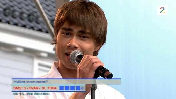 A report from a meeting with Alexander Rybak August 21st, 2010. By Sabine Fundel