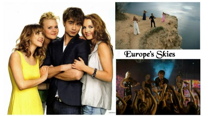 Europe's Skies – Lyrics – Alexander Rybak