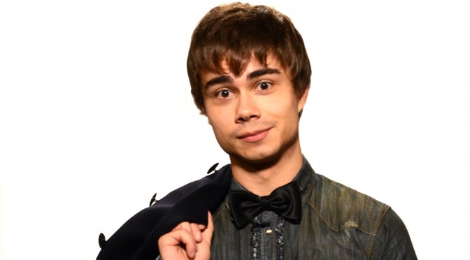 Alexander Rybak – interview about trendsetting  08.11.2011