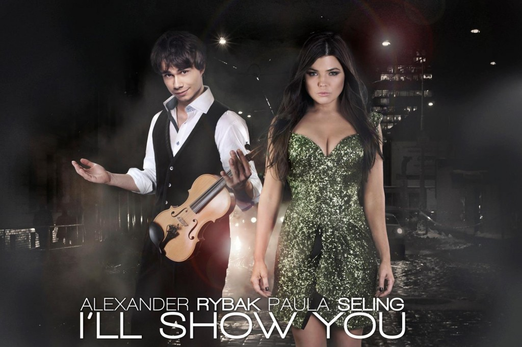 "New single – ""I'll show you"" – Alexander Rybak and Paula Seling"