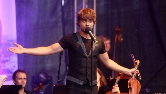 Classical concert of Alexander Rybak in Vilnius (TV-version)