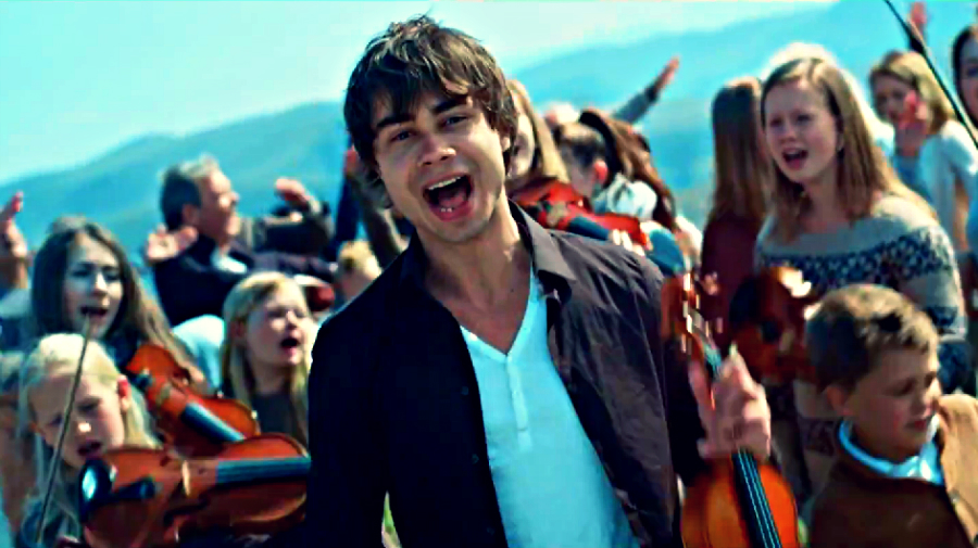 """Premiere of new music video """"Into a Fantasy"""" by Alexander Rybak"""