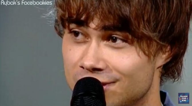 "Alexander Rybak – ""Old Maple"" in the Ukrainian TV-show ""Meeting Place"" 01.11.2014."