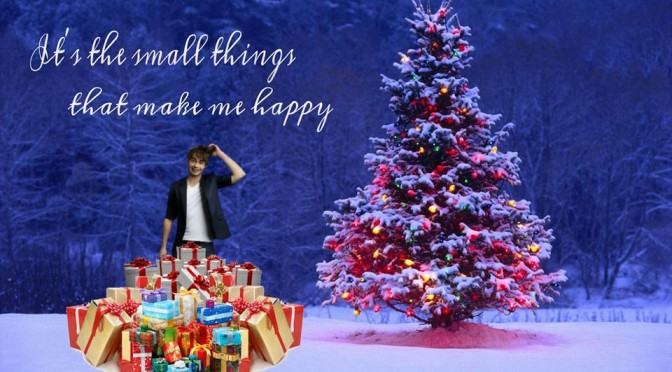 5. December  – Good Things Come in Small Packages