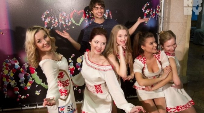 Alexander Rybak and MILKI – lovely postcard video for Eurofest 2015