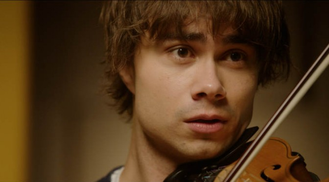 Alexander Rybak – Interview on NRK P1 about the New Year Concert