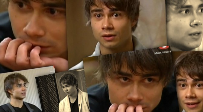 Alexander Rybak talks about his unrequited love