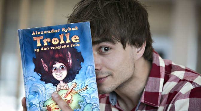 Alexander Rybak – This book is my child