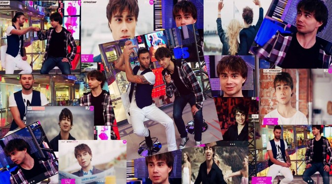 Alexander Rybak – Russian music show 'Table of Requests'