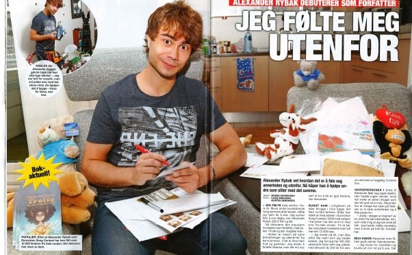 Alexander Rybak – I felt left out