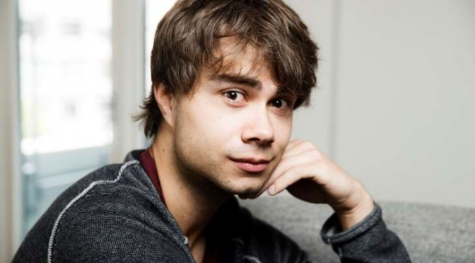 Alexander Rybak – Interview in God Kveld Norge 01.01.2021