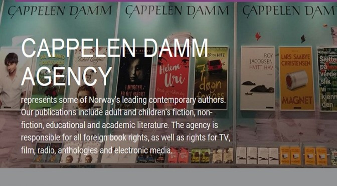 Alexander and Trolle in Cappelen Damm Agency's  Rights catalogue spring 2016