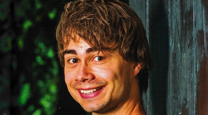 Alexander Rybak – Julie is the dream girl