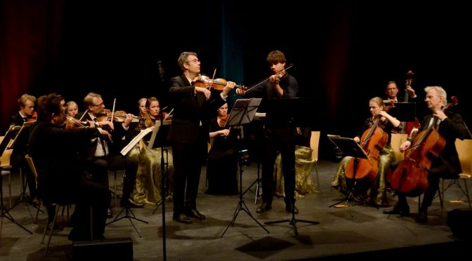 In a fairytale way with Rybak and the soloists – Tidens Krav 6.1.2017