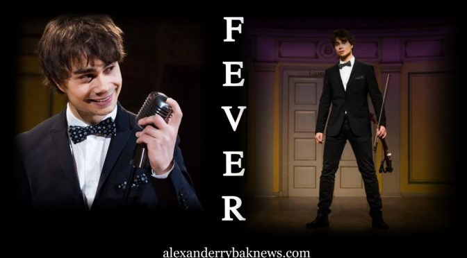 Fever (feat. D'Dorian) – Alexander Rybak – New music video