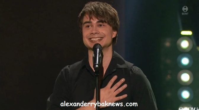 Alexander Rybak – Now – Welcome to our Funny Little World