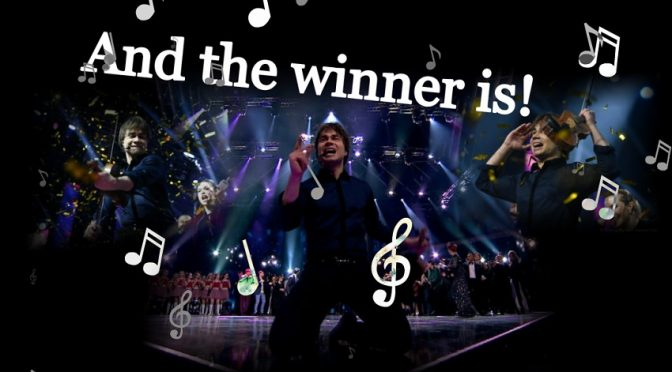 The winner of Melodi Grand Prix 2018 – Alexander Rybak
