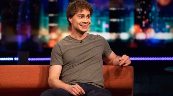 I thought I was Superman, says Alexander Rybak, interview TV2.no, 05.05.2018