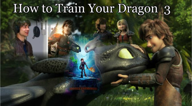 How to Train Your Dragon 3 – Alexander Rybak gives voice to Hikken – DreamWorks 2019