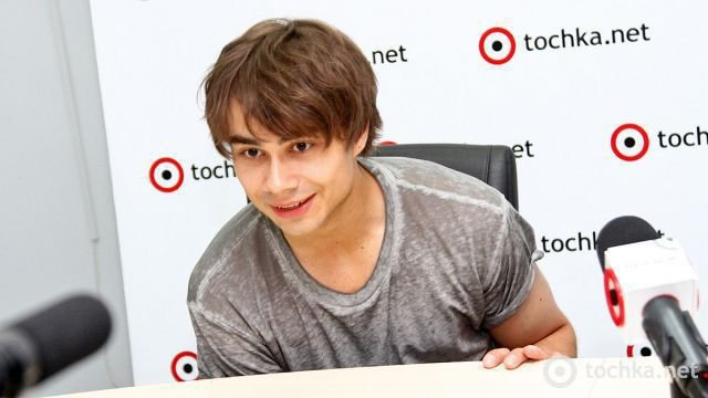 "Online-conference with Alexander Rybak at ""E-motion.tochka.net"", Kiev, 18.06.2014."