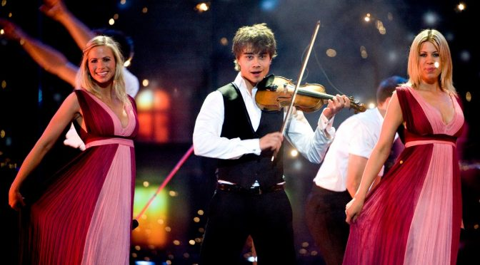 Happy 10 years anniversary Alexander Rybak!