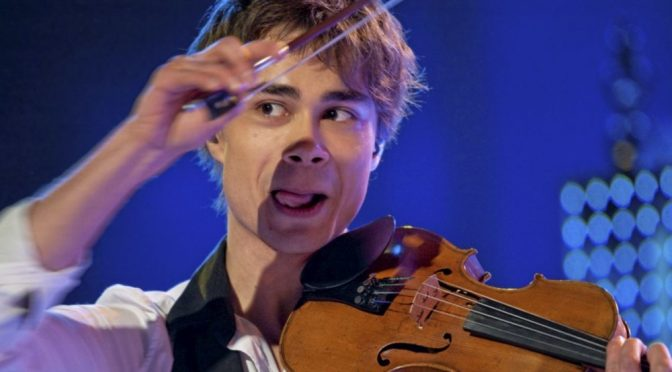 "Interview with Alexander Rybak in the Norwegian magazine ""Norsk Ukeblad"" 25.03.2009"