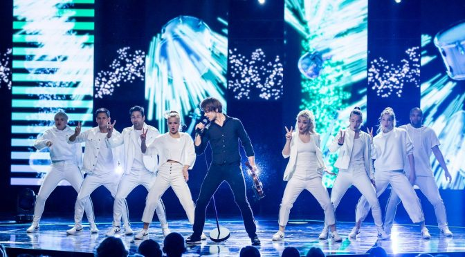 A fantastic and powerful opening act of MGP 2019 by Alexander Rybak