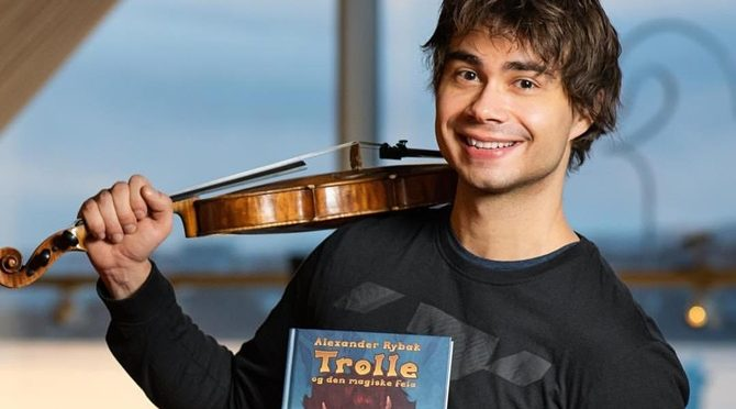 Eurovision 2009 WINNER Alexander Rybak: Female fans are still willing to marry me