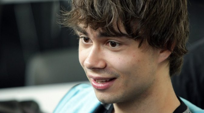 Alexander Rybak: I hope to have a nourishing meal in Lithuania!