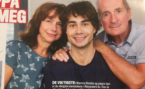 I thrive best living alone, says Alexander rybak –  3.9.2019