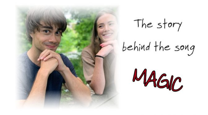 "Alexander Rybak on his new song ""Magic"" 17.7.2020"