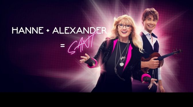 Alexander Rybak and Hanne Krogh  – concert tour 2021