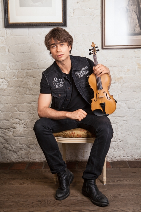 Alexander Rybak interview in the Russian magazine OK