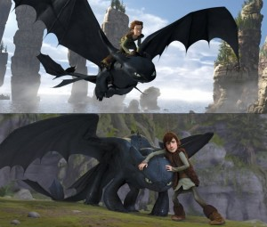 "Trailer of ""How to Train Your Dragon"""