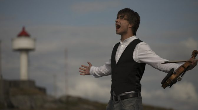 """The official music video of """"Roll With The Wind"""" – Alexander Rybak"""