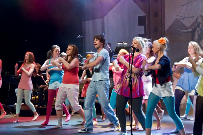 "Alexander Rybak – Musical ""When the Colours Disappeared"" 10.09.2011"