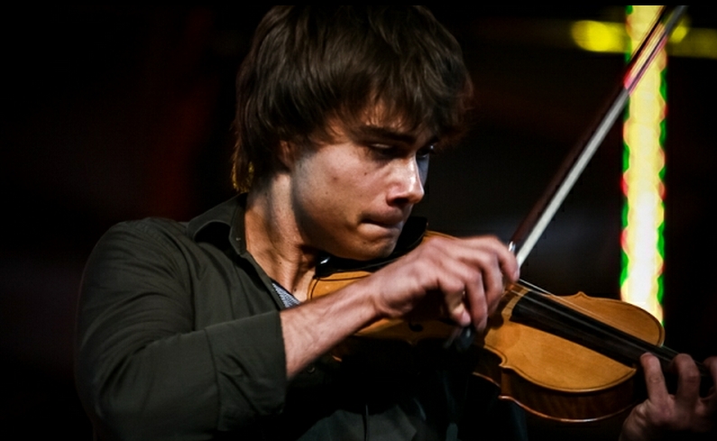 Alexander Rybak Latvia June 2012