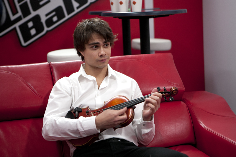 "Interview for Lithuanian web-magazine ""City"". Nov.5th 2012 – Alexander Rybak"