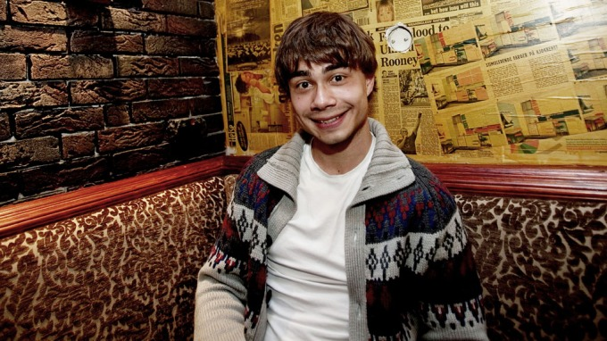 Alexander Rybak has only cried twice in two years