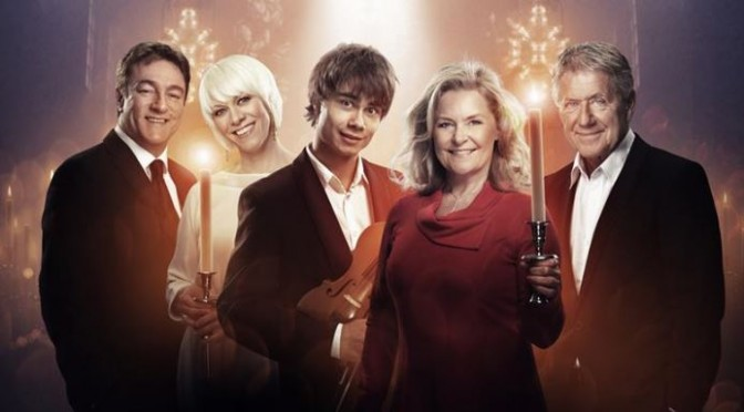 "Alexander Rybak and other artists  in ""God Morgen Norge"" 21.11.2013."