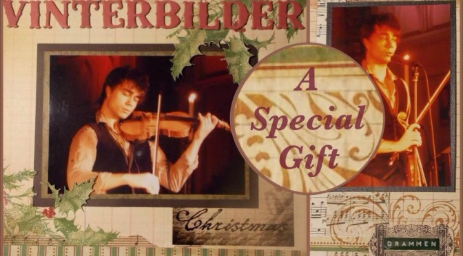4. December – A special gift