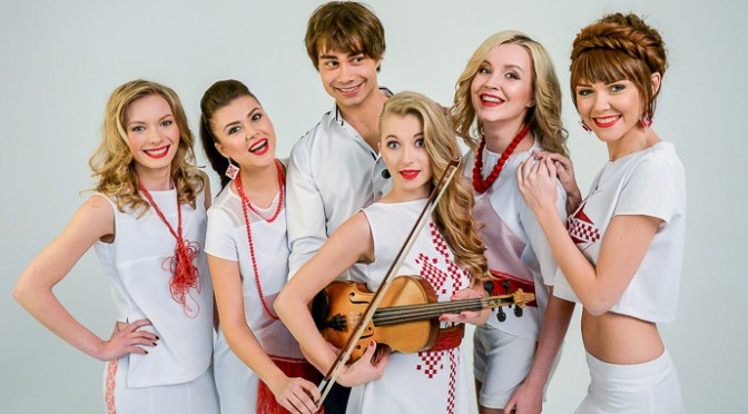 Accent – Alexander's song in the Belarusian selection for Eurovision
