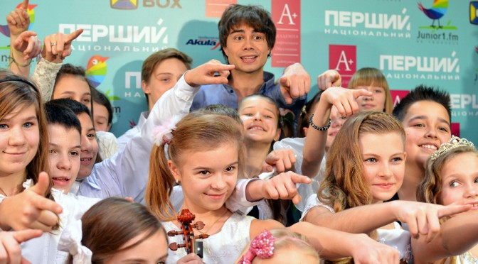Alexander Rybak: I'm very happy that I have the strength to accomplish many different projects.