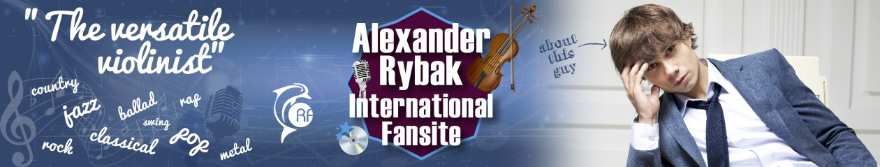 International Fansite – Alexander Rybak News
