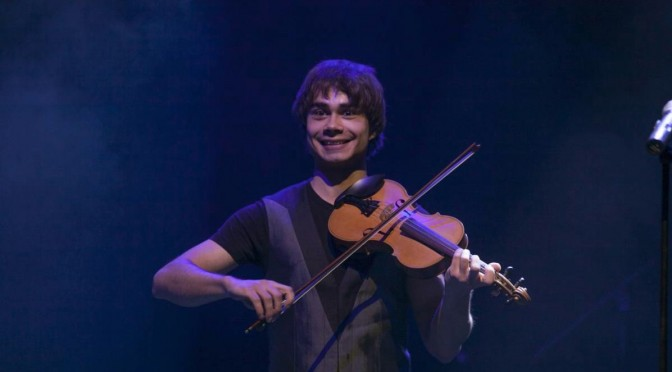 "Alexander Rybak's interview in Riga in the program ""Pati z FM-TV"""