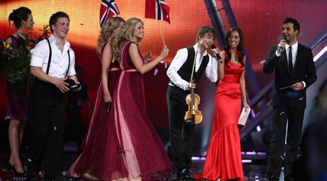 Alexander Rybak – 6 years since the big victory in 2009