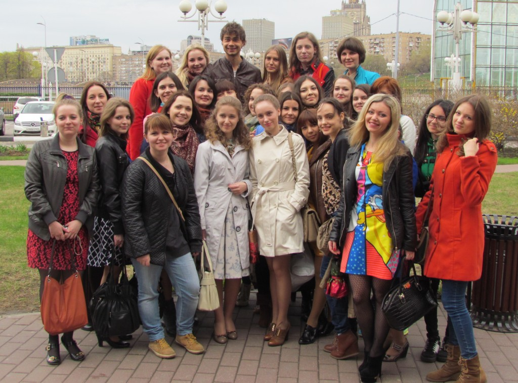 Meet and Greet Moscow 1.5.2015