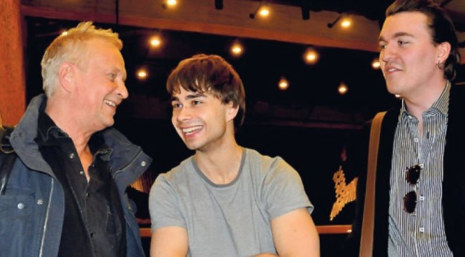 Alexander Rybak – 500 fans have already bought tickets
